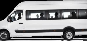 В Уфе в аварию попала маршрутка с пятнадцатью пассажирами
