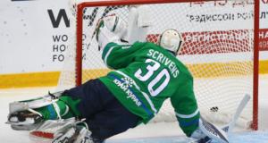 «Салават Юлаев» уступил «Северстали» в овертайме в матче регулярного чемпионата КХЛ