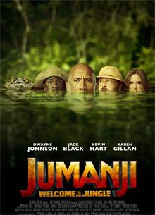 Photo of «Джуманджи: Зов джунглей» сокрушил «Чудо-женщину»