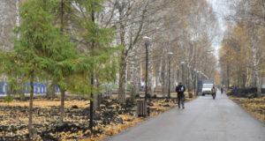 Администрация Стерлитамака: Предлагайте парки и скверы для благоустройства
