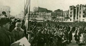 В Уфе вспомнят о вкладе Башкирии в победу советских войск под Сталинградом