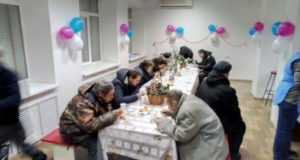 Центр «Ковчег», открытый в Стерлитамаке, дает бездомным шанс на спасение