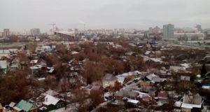 В Башкирии установилась зимняя температура, снега по прежнему мало