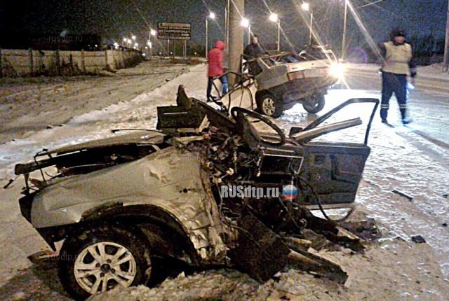Photo of В Стерлитамаке мясник умер, врезавшись на автомашине в столб
