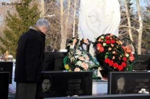 Photo of В Уфе почтили память погибших пожарных