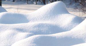Снежная погода придет в Стерлитамак на последующей неделе