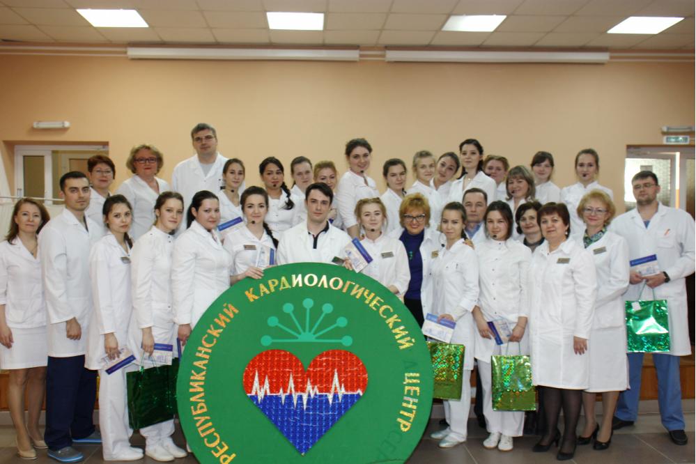 Photo of Профессию выбрали сердцем: в Уфе Республиканский кардиоцентр пополнился молодыми специалистами