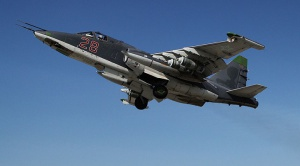 Photo of В Сирии сбит российский военный самолет Су-25