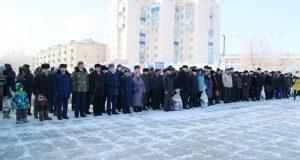 В Кумертау прошли торжественные мероприятия, посвященные Дню заступника Отечества