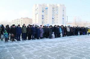 Photo of В Кумертау прошли торжественные мероприятия, посвященные Дню заступника Отечества