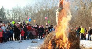 В Стерлитамаке спортивно развлекательный праздничек Морозко 2018 удался на славу
