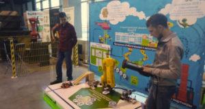 СФ БашГУ представил спецплощадку на выставке WorldSkills Russia