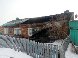 Photo of В РБ две семьи с детками остались без крова после пожара