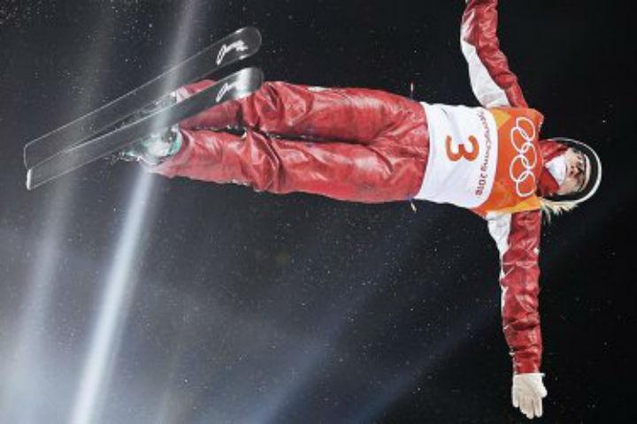 Photo of Фристайлистка из РБ Кристина Спиридонова о конце Олимпиады-2018: «Я не смогла побороть волнение»
