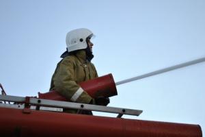 Photo of В Уфе произошел пожар в жилом доме