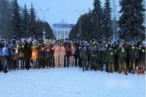 Photo of В Башкирии танцевальный флешмоб предназначили соблюдению Правил дорожного движения