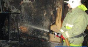 В Нефтекамске загорелась квартира: мужик получил ожоги