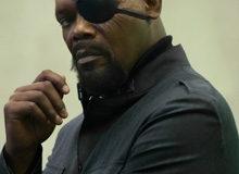 Сэмюэл Л. Джексон показал таинственную фотографию со съемок кинофильма Marvel