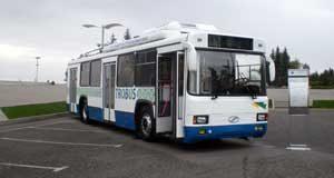 В денек выборов в Стерлитамаке проезд в троллейбусах станет бесплатным