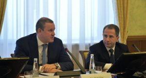 Управляющий Рослесхоза поддержал идею Рустэма Хамитова о разработке окружного центра мониторинга пожарной обстановке