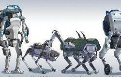 Video дня: как в Boston Dynamics пробовала помешать боту открыть дверь