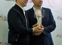 Евгению Миронову вручили первую заслугу фестиваля Утро Родины