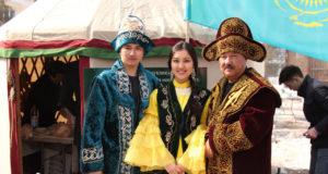 В Уфе отметят праздничек весеннего равноденствия «Навруз»