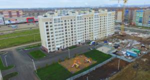 Фонд жилищного строительства РБ сообщил о основных стройках года