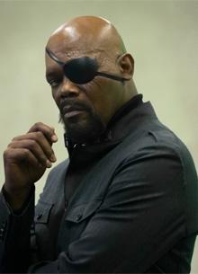 Сэмюэл Л. Джексон показал загадочную фотографию со съемок фильма Marvel