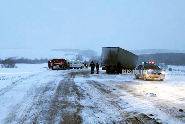 Photo of Дама и двое детей погибли в ДТП на трассе Уфа — Янаул