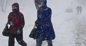В РБ в выходные дни мороз не отступит; с пн ожидается снежная погода