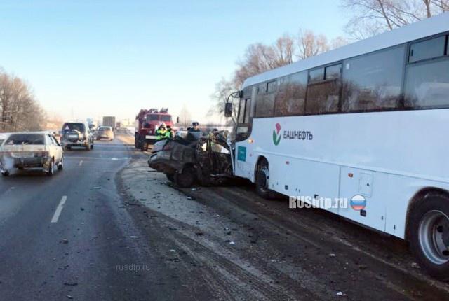 Photo of Единственный человек умер в массовом ДТП с ролью автобуса на трассе М-7 в РБ