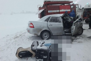 Photo of Дама и двое детей погибли в ДТП в РБ