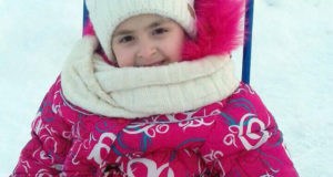В РБ требуется помощь девченке, потерявшей в ужасной аварии обоих родителей