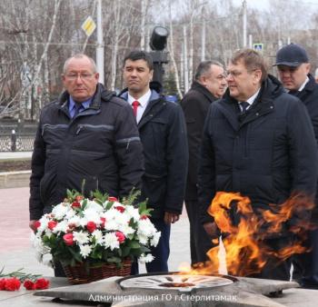 Photo of Стерлитамак посетил председатель ДОСААФ РФ