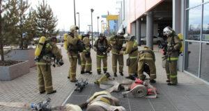 В Башкирии к тушению пожаров в рамках ГЧП начали привлекать частные организации