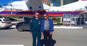 В Уфе в обновленный самолет-памятник установят учебный тренажер для подготовки летчиков