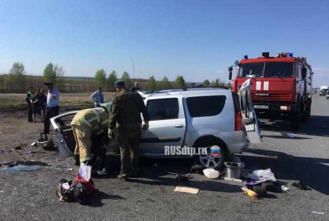 Photo of 6 человек погибли в ДТП на трассе Уфа-Оренбург