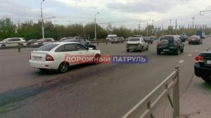 Photo of В Уфе в ДТП с участием автомобилей «Лада Калина» и «Лада Приора» пострадал несовершеннолетний