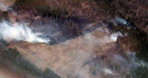 В 2-ух районах РБ прогнозируется 4 класс пожарной серьезной опасности