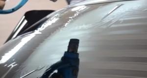 тонировка заднего стекла