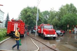 Photo of На улице в Стерлитамаке загорелась макулатура