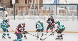 Хоккейная коробка в Уфе