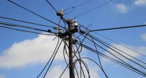 В Уфе из-за обрыва кабеля жилые дома остались без электричества