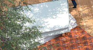 В Стерлитамаке на покупку бетонных книг и сфер для аллеи миллион рублей