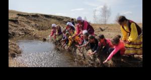 Хайбуллинский район проводит акцию «100 родников – к 100-летию Республики Башкортостан»