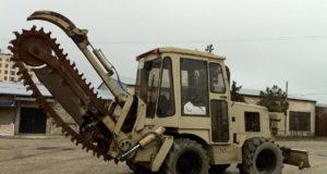 В Башкирии травмировало машиниста грунторезной техники