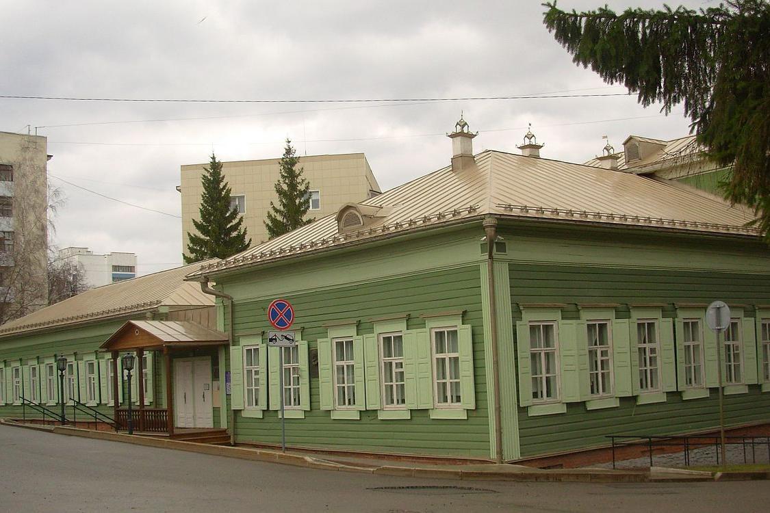 Photo of Уфимский дом-музей С.Т. Аксакова проведет в Крыму круглый стол