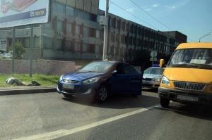 Photo of В Уфе момент ДТП с участием пассажирки «ГАЗели» попал на видео