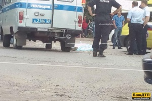 Photo of В Уфе на улице Менделеева обнаружен труп мужчины